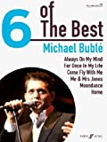 Michael Blé - Libro de partituras para piano, vocal, guitarra con lápiz, 6 éxitos más populares del cantante, con come Fly With Me, para piano, voz y guitarra