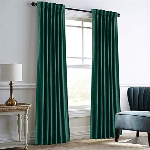 Bolo Cortinas opacas plisadas supersuaves para ventana, cortinas térmicas que reducen el ruido, 214 x 214 cm, 214 x 214 cm