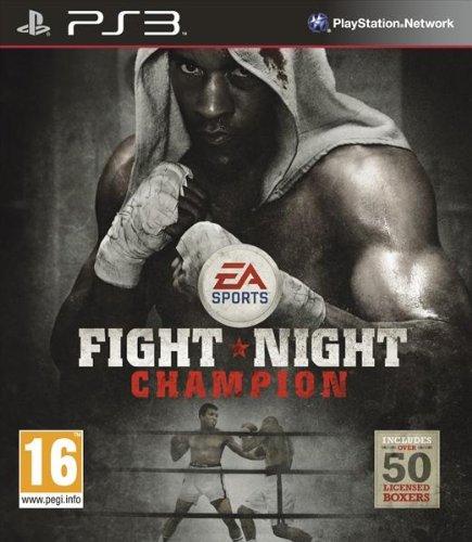Electronic Arts Fight Night Champion, PS3