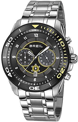 Reloj cronógrafo Original Breil Edge para Hombre, 10 ATM - tw1290