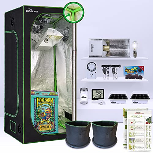 """The Bud Grower 