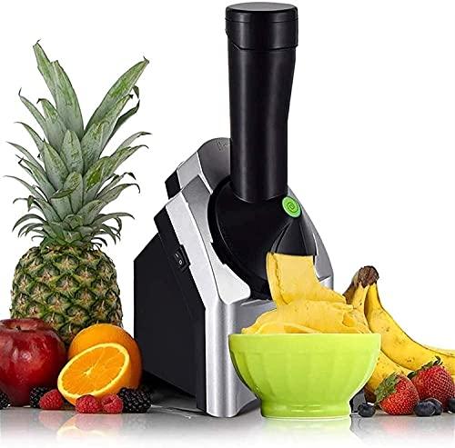 DUWEN. PORTABLEPORTABLE Home ELEKTRONISCHE FREZEN-JOGhurthersteller.Klassische ursprüngliche gesunde Eismaschine, Gefrorene Frucht-Dessert-Maschine, Dessert-Frucht-Softserv-Maschine,