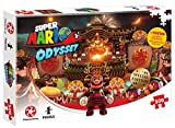 Winning Move Puzzle Super Mario Odyssey Bowser's Castle, 500 Piezas
