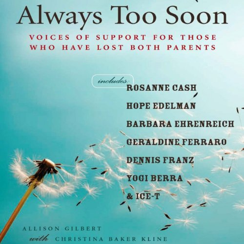 Always Too Soon audiobook cover art