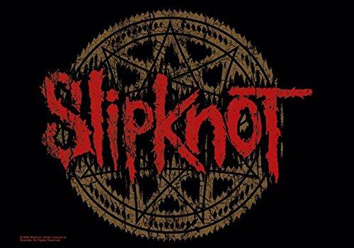 Slipknot – DIABOLIC – posterflaggen Drapeau – Dimensions 110 x 75 cm