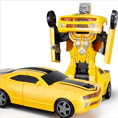 Converting Car to Robot, Robot to Car Automatically Toy, with...