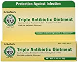 Dr. Sheffield's Triple Antibiotic Ointment .33 ounce tube (6 Pack)