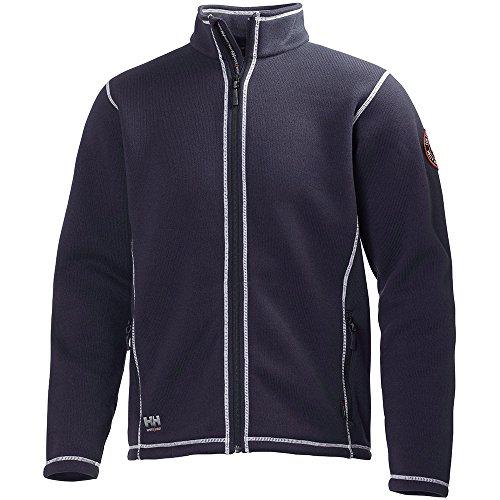 Helly Hansen Workwear Fleece Jacke Hey River 72111 590 3XL, 34-072111-590-XXXL