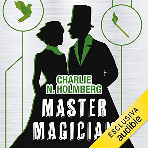 Master Magician copertina