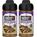 Weber Carne Asada Seasoning ( Pack of 2 )