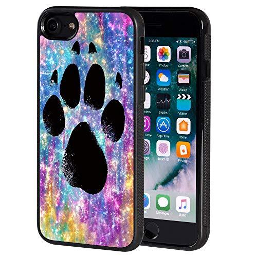 Kawaii Animals Dog Paws Puppy Pup Print Design TPU for iPhone 8 (2017) / iPhone 7 (2016)