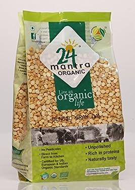 24 Mantara 24 Mantra Organic Chana Dal - 4 Lb,, ()