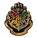 Harry Potter Hogwarts Crest OriginalStickers0363 Set Of Two (2x) Stickers , Laptop , Ipad , Car , Truck , Size 4 inches on Longer Side