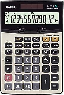 كاسيو الة حاسبة عملية - DJ-220D