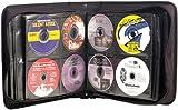 Xcase DVD Mappe: CD/DVD/BD-Tasche für 240 CD/DVD/BDs (CD Case)