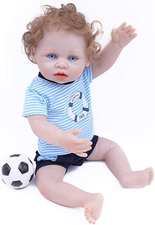 OTARDDOLL Reborn Puppe 45cm Junge Baby Lebensecht Simulation Spielzeug Geschenk Sammeln,Ganzkörper Silikon,Kann Duschen B07K52XD97 Online-Exportgeschäft  | Sale