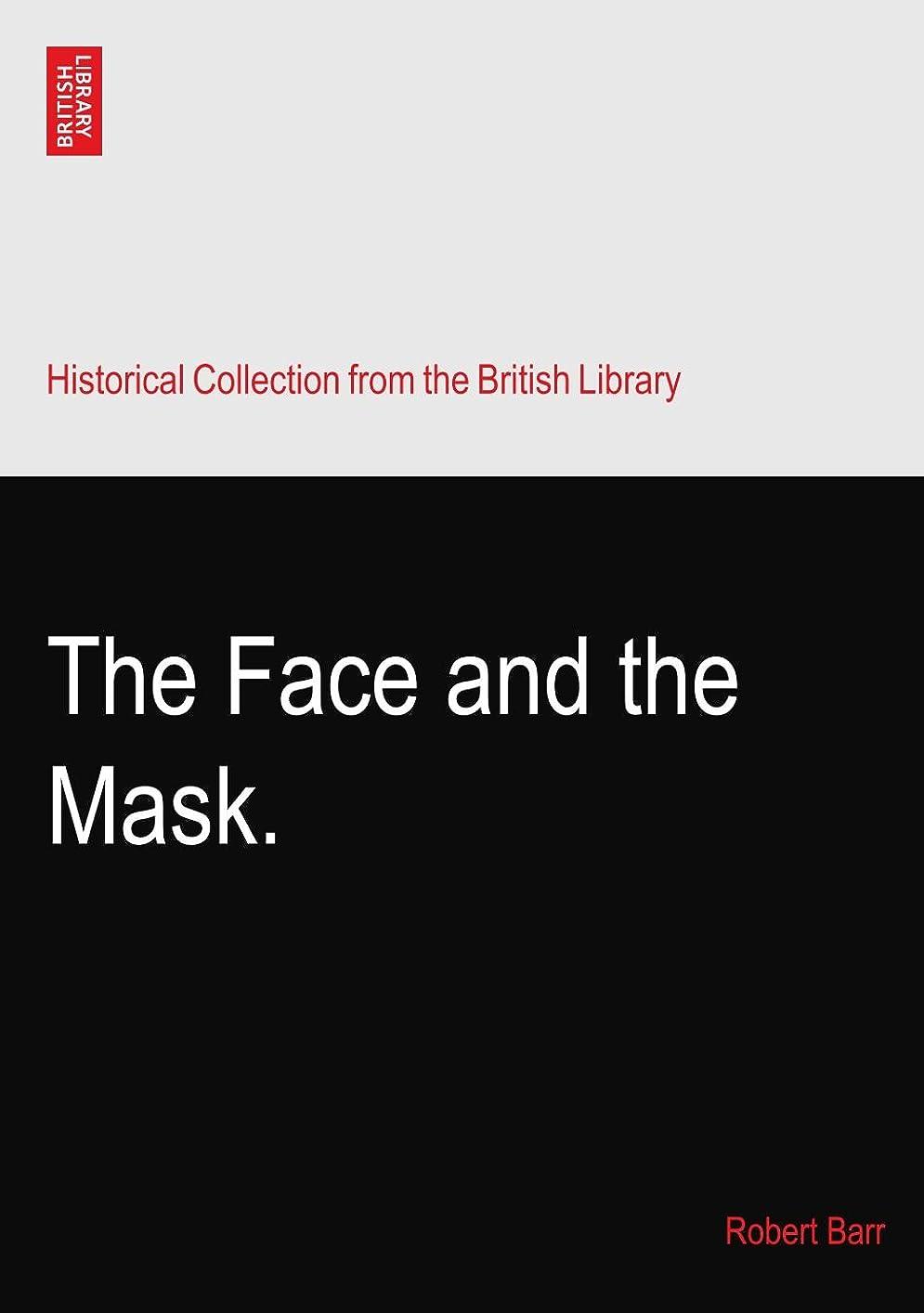 ポテトドット画家The Face and the Mask.