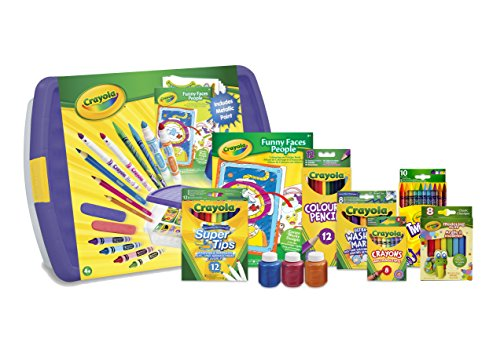 Crayola Mega Activity Badkuip
