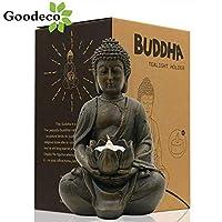 仏教美術 仏像 工芸品 キャンドルライト