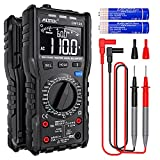 Best Multimeters - Digital Multimeter Voltage Tester AC DC Current TRMS Review