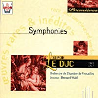 Symphonies En Re Mineur No 2 En Mi