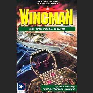 Wingman #6 audiobook cover art