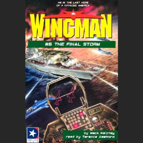 Wingman #6 audiobook cover art