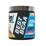 BPI Sports Best BCAA - BCAA Powder - Branched Chain Amino Acids - Muscle Recovery - Muscle Protein Synthesis - Lean Muscle - Improved Performance – Hydration – Sour Candy - 30 Servings - 10.58 oz.