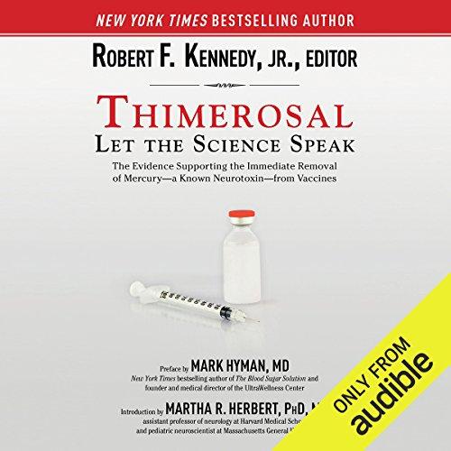 Thimerosal: Let the Science Speak cover art