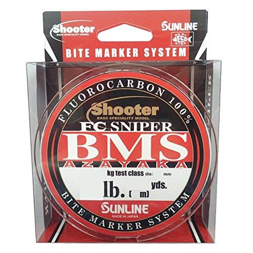 サンライン(SUNLINE) フロロカーボンライン シューター FC スナイパー BMS AZAYAKA 300m 10lb 5色