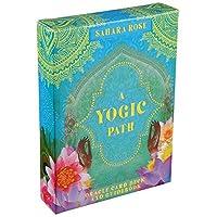 Yogic pathオラクルカード、将来の運命、カジュアルボードゲーム、ポーカーカード、オラカルカード、占い、ボードゲーム、カタロ