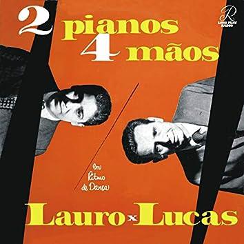 2 Pianos, 4 Mãos: Em Ritmo de Dança