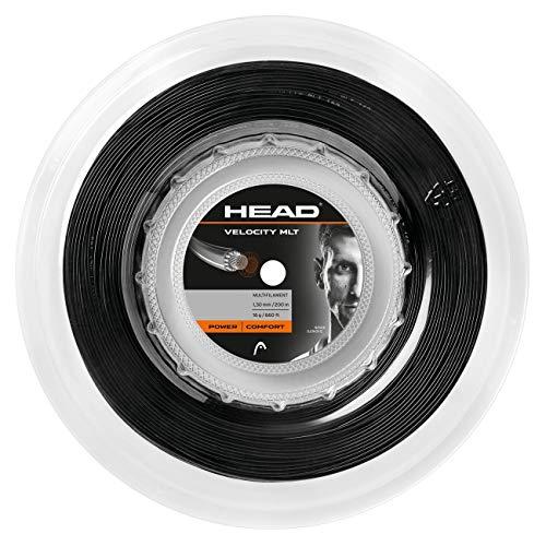 HEAD Velocity Mlt Matassa, Racchetta da Tennis Unisex Adulto, Nero, 17