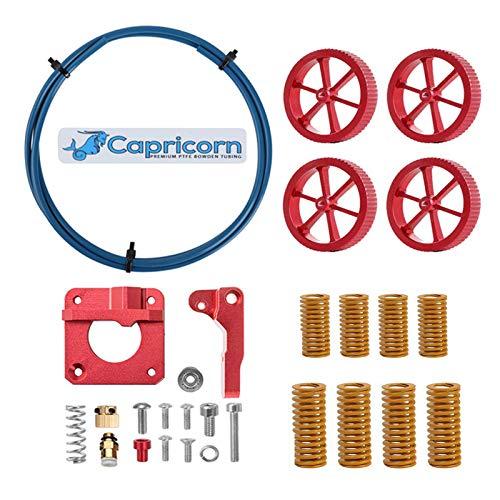 Skouphy Creality Upgrade 3D Printer Kit with Capricorn Premium XS...