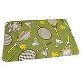 Wickelunterlage für Tennis- und Badminton-Baby, wiederverwendbar, tragbar, 70 x 50 cm
