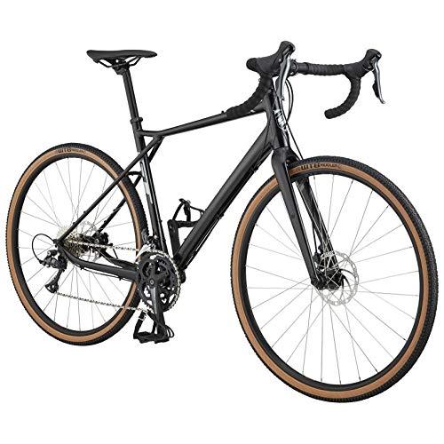 GT 700 M Grade Al Elite 48 2020 Gravel Bike - Black