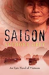 anthony grey saigon book cover