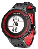 GARMIN(ガーミン) ランニングウォッチ 時計 GPS ForeAthlete 220J ブラック/レッド Bluetooth対応 【日本正規品】 114764