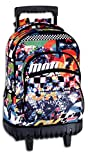 Montichelvo Montichelvo Trolley MT GP Clinch Bolso de Viaje, 46 cm, Multicolor (Multicolour)