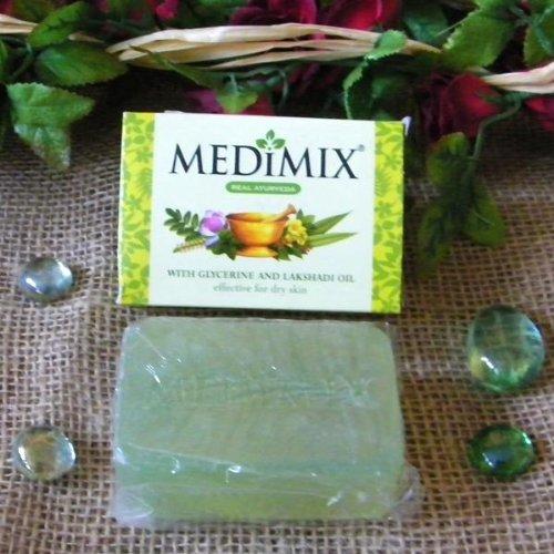 Ayurvedische Seife Medimix Glycerine Lakshadi