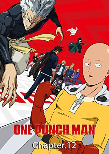 One Punch Man: Book 12 (English Edition)