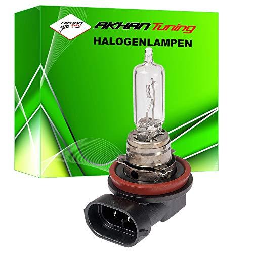 57950 - lampe halogène ampoule ampoule de rechange H9 12V 65W PGJ19-5