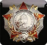 WERTY Ww2 USSR CCCP sowjet Alexander nevsky Medaille Abzeichen Copy