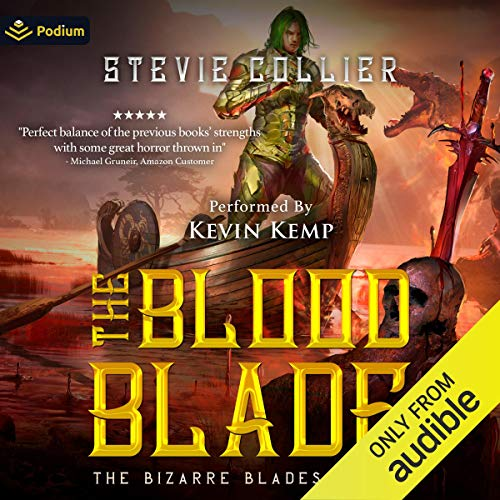 The Blood Blade cover art