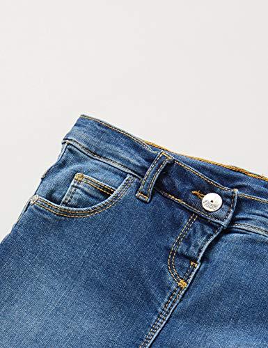 chicco Baby Girls Pantaloni Lunghi Jeans Denim Stretch Bimba