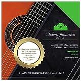 Set de Cuerdas para guitarra Solera Flamenca STRINGS'CONCIERTO'