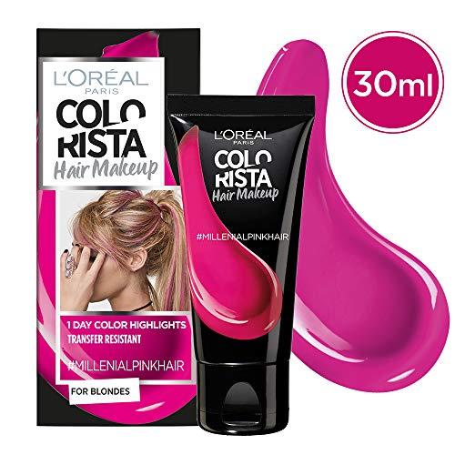L'Oreal Paris Colorista Hair Make Up Millenial Pink