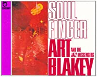 Soul Finger by Art Blakey & The Jazz Messengers (2009-04-14)