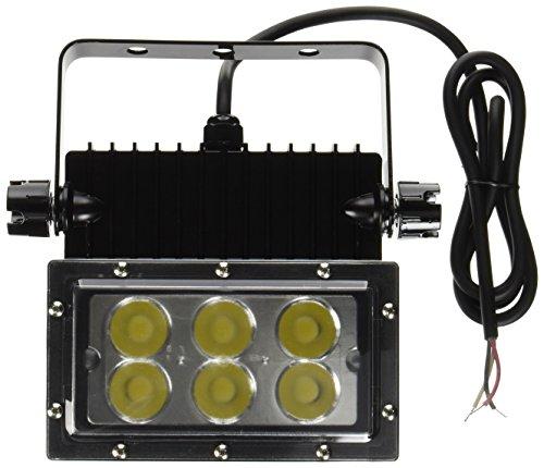 アイリスオーヤマ LED 投光器 角型 屋外 63W 防雨形 エコハイルクスパワー IRLDSP63N2-N-BK 事