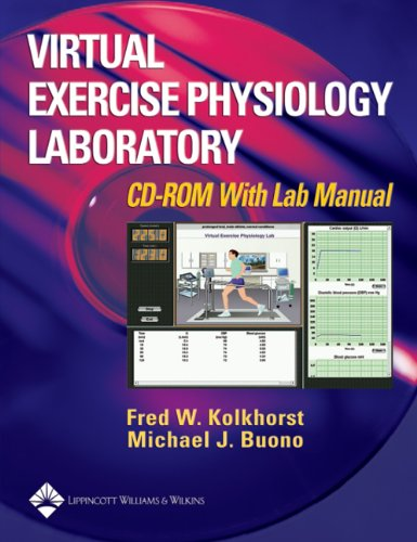 Virtual Exercise Physiology Laboratory: CD-ROM with Lab...